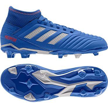 Adidas Predator 19.3 FG Kinder blau
