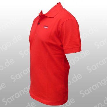 Roberto Cavalli Herren Poloshirt Polo Class rot NEU T-Shirt