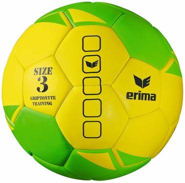 Erima Griptonyte Training Handball gelb grün – Bild 1