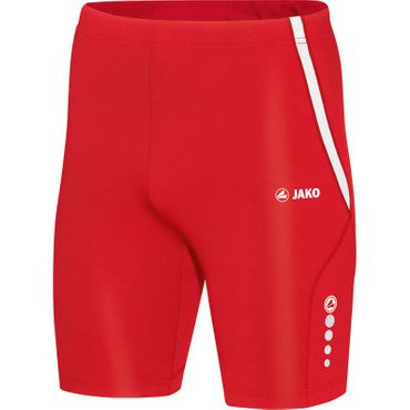 Jako Short Tight Athletico Herren rot weiß