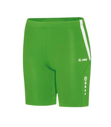 Jako Short Tight Athletico Damen soft green weiß