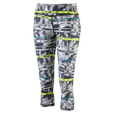 Puma all eyes on me 3/4 Tight Damen no color periscope wht feather print