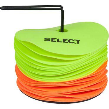 Select Floormarker Trainingshütchen Set 24 Stück