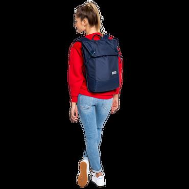 AEVOR Daypack Rucksack blau – Bild 10