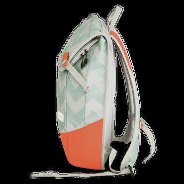 AEVOR Daypack Rucksack mint coral – Bild 3