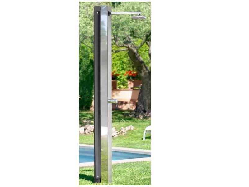 solardusche niagara astral garten dusche mit solartank 35. Black Bedroom Furniture Sets. Home Design Ideas