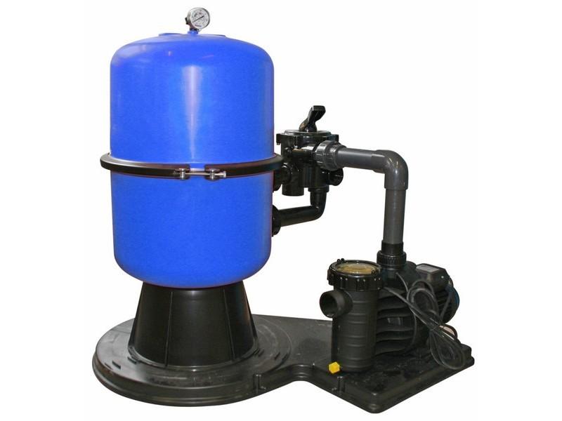 Sandfilteranlage sandfilter bilbao sf 400 6 wege ventil for Sandfilteranlage