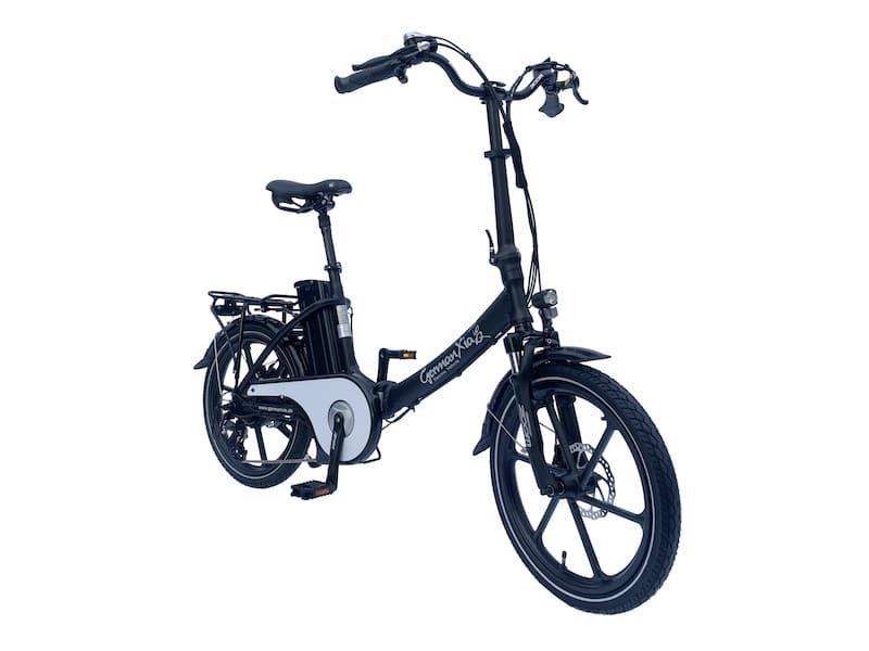 Frontansicht des Mobilmasters mit Aluguß Rädern