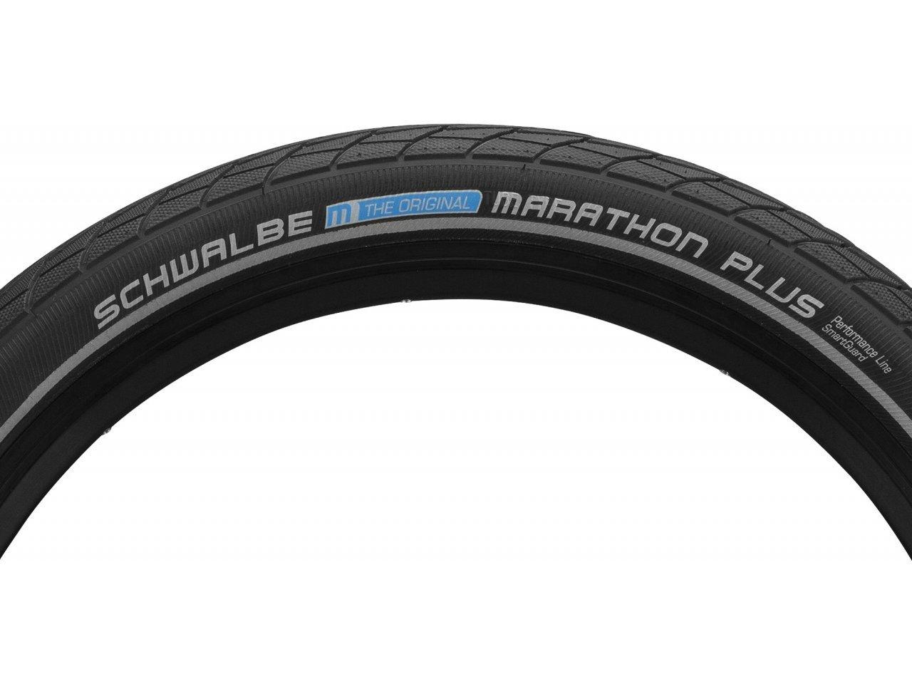 Schwalbe unplattbar Reifen