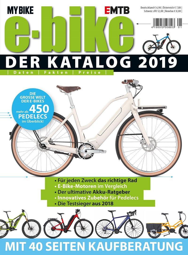 e Bike Katalog von 2019
