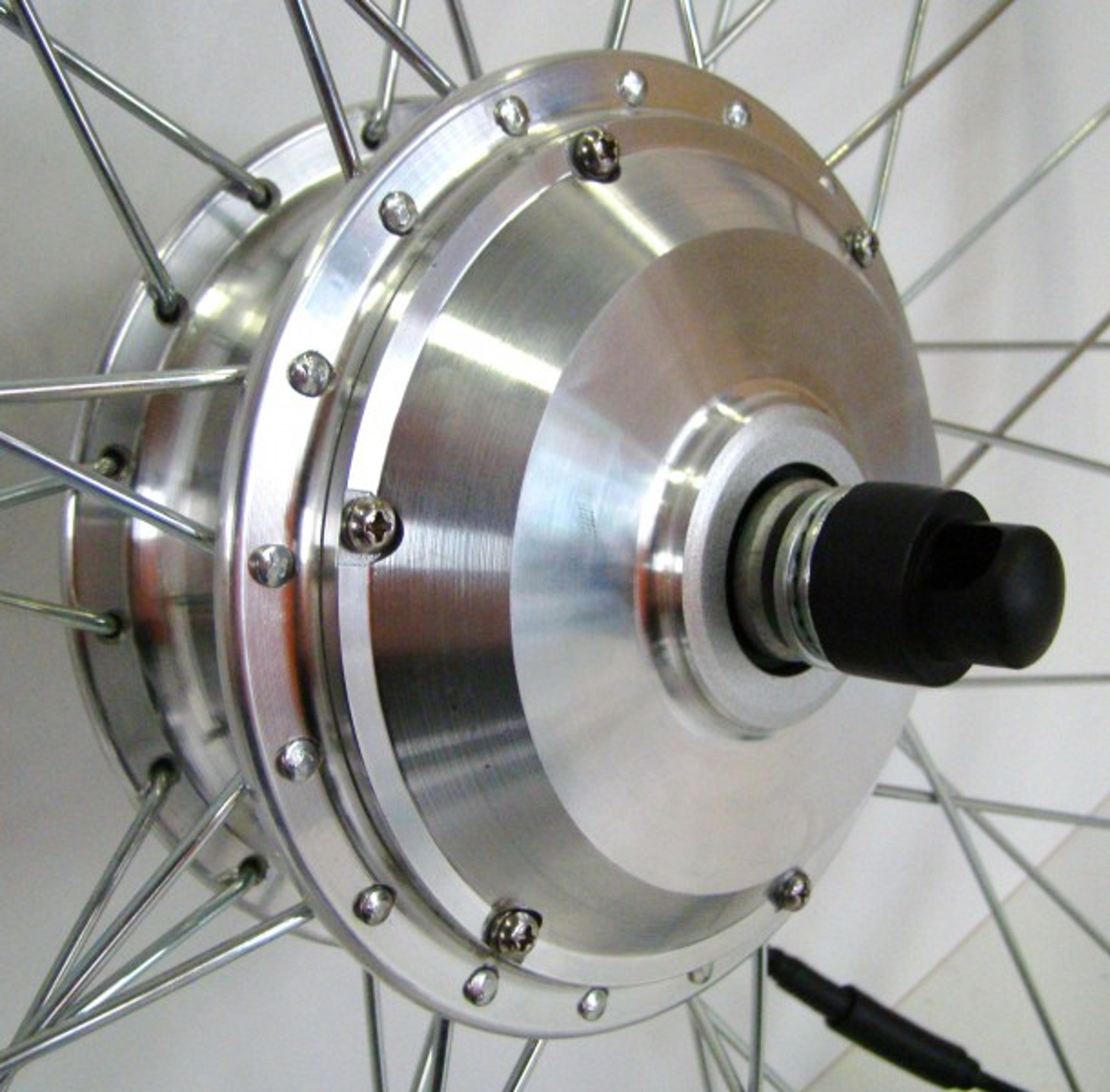 "E-Bike Nabenmotor 36V 48V 250W 500W Vorderrad Hinterrad 20/"" 26/"" 28/"" Zoll Pedelec"