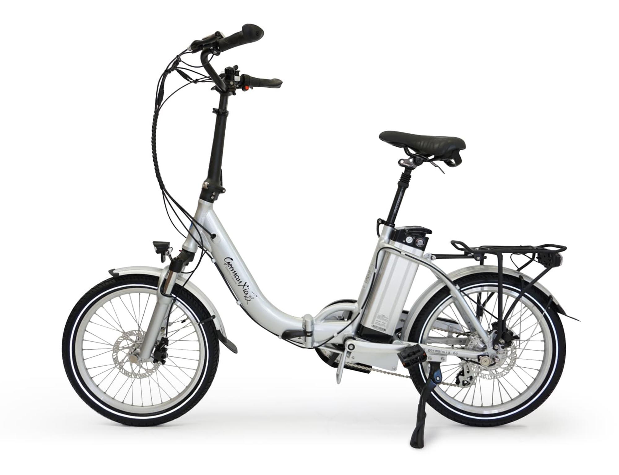 E-Bike Klapprad Mobilemaster TOURING CH 7G, Bewegungs-/Drehmomentsensor