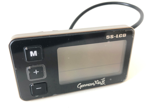 GermanXia LCD Display TOURING