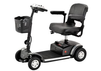 GermanX Elektromobil Scooter Micro 180-4, zerlegbar in 5 Teilen