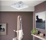 Neu LED Deckenleuchte Deckenlampe 4 Flammig Glas Chrom Eglo Lampe 75216 001