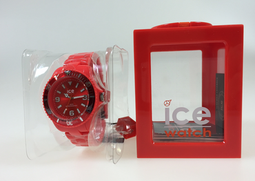 Ice Watch Uhr Ice-Solid Red Big  4,8 cm  SD.RD.B.P.12