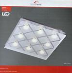 LED Deckenleuchte Weiß Leuchte Lampe Leuchten Direkt 11773-17 001