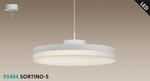 Smart Lighting Pendelleuchte Osram Lightify Gateway LED mit Alexa kompatibel Eglo 95494 001