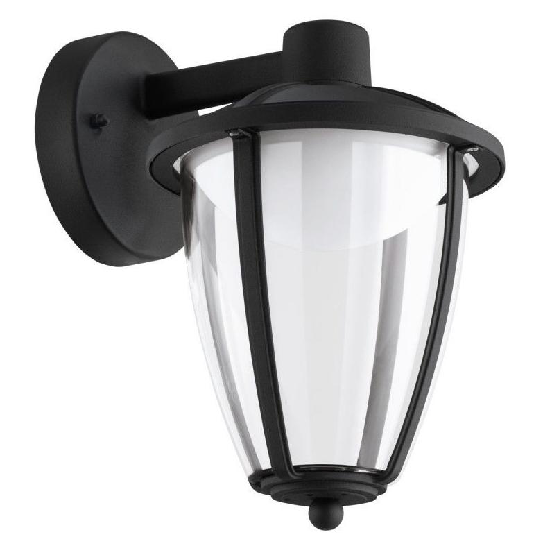 led wandlampe aussenlampe laterne aussenleuchte anthrazit. Black Bedroom Furniture Sets. Home Design Ideas