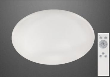 GROßE LED Decken Leuchten 5800 LUMEN OPAL  DIMMBAR Fernbedienung 76CM. – Bild 2