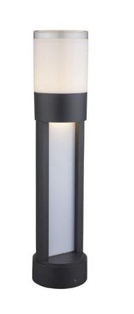 LED Aussenleuchte UP&Down Lampe Leuchte Sockellampe Effekt 34012 Anthrazit Globo