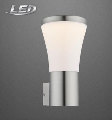 LED Aussenleuchte Aussenlampe Lampe Leuchte Wandleuchte Edelstahl 34570