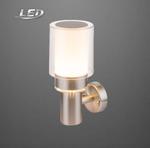 LED Aussenleuchte Aussenlampe Lampe Leuchte Wandleuchte Edelstahl 34580 001