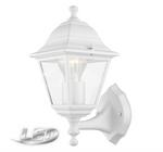 LED 9 Watt Aussenleuchte Aussenlampe Belfort Aussenlampe weiß Eglo 31345LED 001