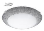 LED Deckenlampe Glaslampe Leuchte Lampe Glasleuchte Rund Eglo 95668 001