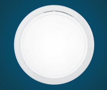 Deckenleuchte Deckenleuchte Planet weiß Eglo Lampe Leuchte Glas 83153