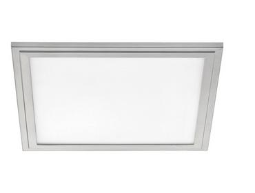 LED Panel grau 30x30 cm 2100 Lumen 4000 k 16 Watt  Eglo dimmbar 97636  – Bild 4