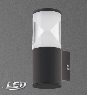 Eglo LED Aussenlampe Aussenleuchte Lampe Anthrazit  Leuchte Wandleuchte 96422