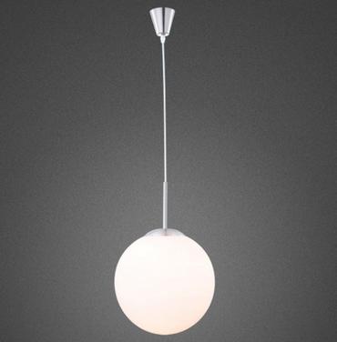 Neu Lampe Leuchte Kugelpendel Pendelleuchte Pendel Hängelampe Kugel Glas 20 cm