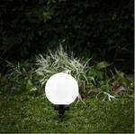 Solar LED Eglo Kugel Gartenlampe Wegleuchte Außen Kugellampe Solarleuchten 25 cm  001