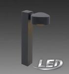 Näve LED Aussenlampe Aussenleuchte anthrazit Wegeleuchte Sockelleuchte 3082297 001
