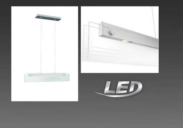 LED Pendel Hängelampe Lampe Leuchte Alu Massive Acryl 37955/48/10