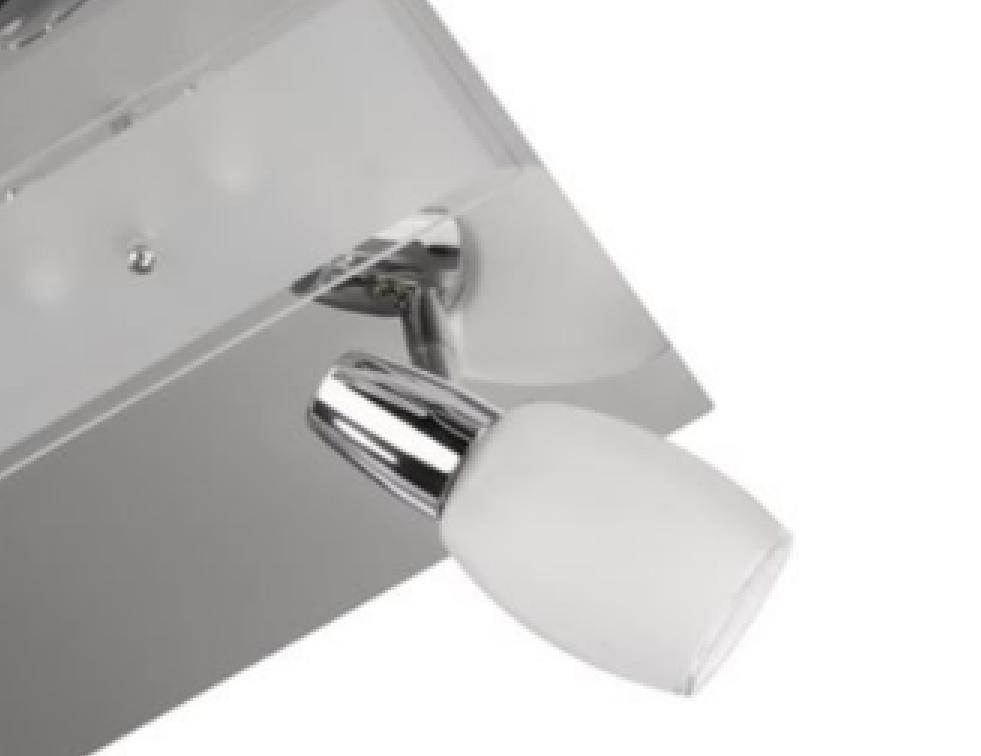 Deckenleuchte Deckenlampe Lampe Leuchte nickel Massive Glas Spots 55834//17//10
