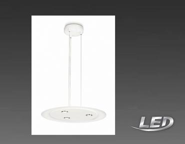 LED Moderne Pendelleuchte Pendel Hängelampe Philips Ledino Weiß Lampe 37866/31/16