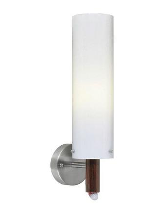 Aussenleuchte Aussenlampe Lampe Leuchte Braun Antik Wandleuchte mit Sensor Bewegungsmelder 89449 – Bild 3