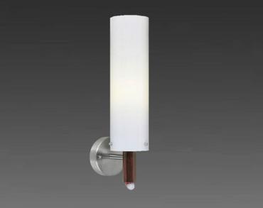 Aussenleuchte Aussenlampe Lampe Leuchte Braun Antik Wandleuchte mit Sensor Bewegungsmelder 89449 – Bild 1