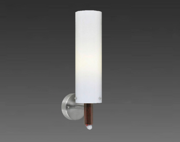 Aussenleuchte Aussenlampe Lampe Leuchte Braun Antik Wandleuchte mit Sensor Bewegungsmelder 89449