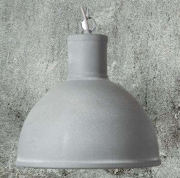Brilliant Lampe Pendellampe Pendelleuchte Pendel Leuchte Beton grau 93617/70