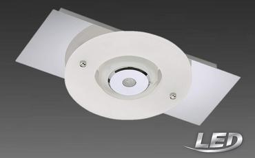 Briloner LED Deckenleuchte Deckenlampe chrom Spotbalken Lampe Leuchte 3566-018