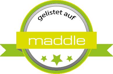 gelistet bei Maddle