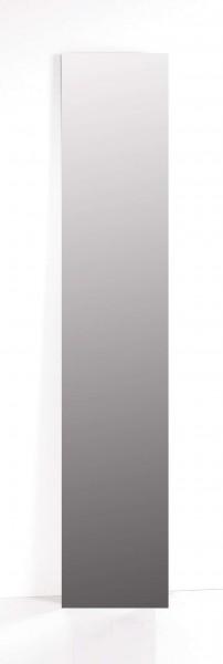 Garderobenspiegel Spiegel schmal Woodline Eiche massiv geölt Unikat B30 H190 T4