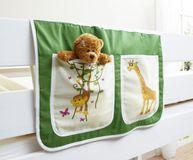 Bett-Tasche für Hoch- und Etagenbetten  Safari