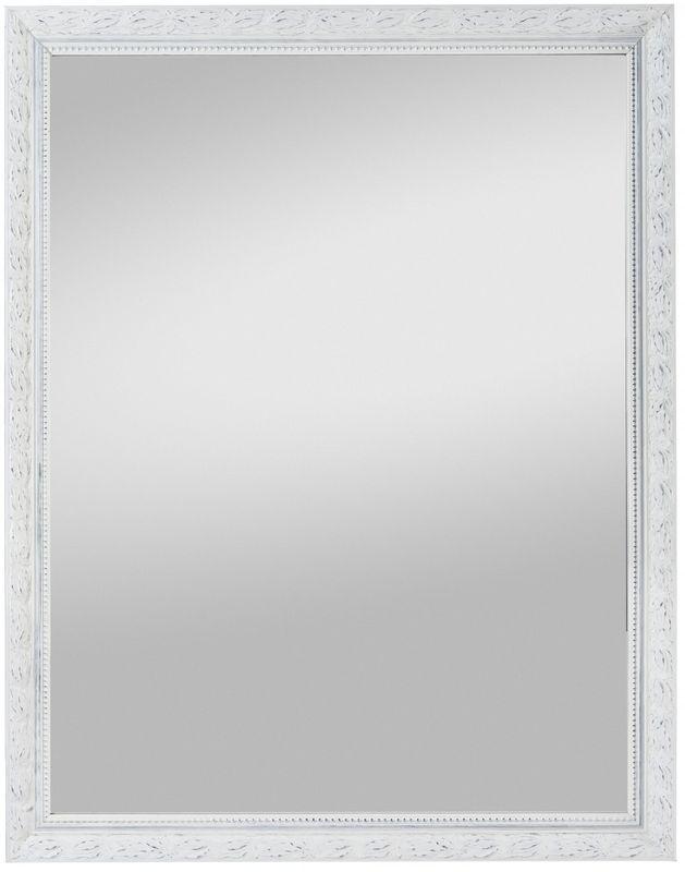 Rahmenspiegel Pius weiss H0025571 Spiegelprofi 55x70T3,5cm inkl. Aufhänger