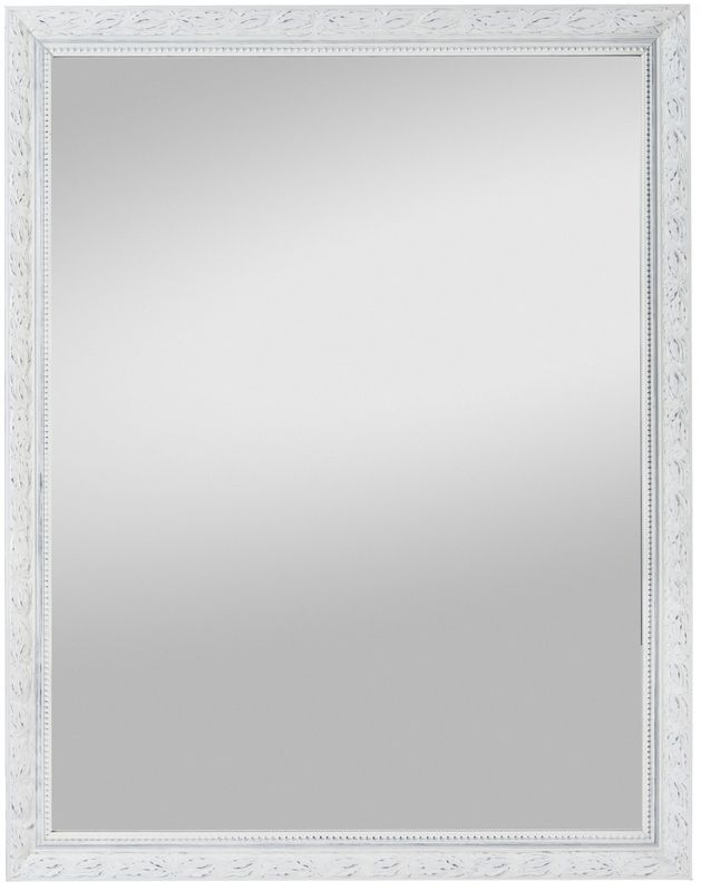Rahmenspiegel Pius - Breite: 55 cm - Höhe: 70 cm - Tiefe: 3,5cm