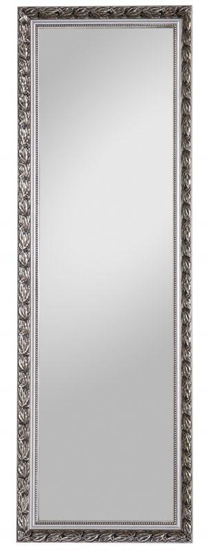 Rahmenspiegel Pius H0035015 silberfarben Spiegelprofi 50x150cmT3,5cm inkl.Aufhänger
