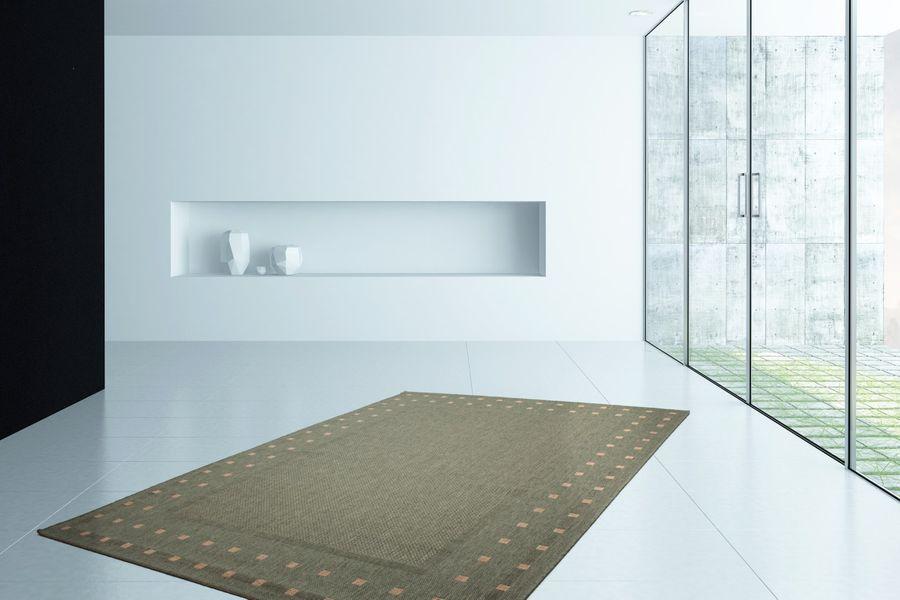 Sweden - Halmstad Olive / Mais,Olive / Mais,120cm x 170cm – Bild 2